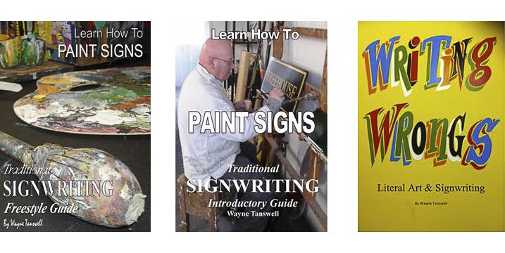Publishing   Wayne Tanswell