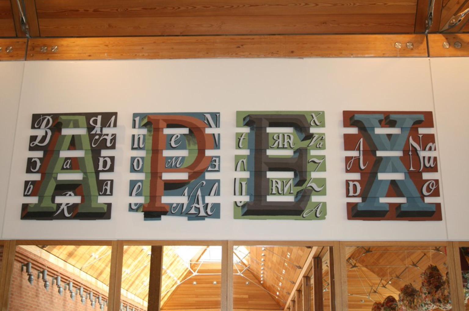 The Apex, UK (Art Installation)